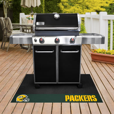 Green Bay Packers Grill Mat 26
