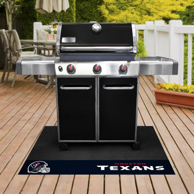 Houston Texans Grill Mat 26
