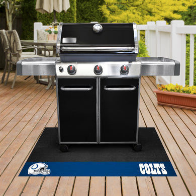 Indianapolis Colts Grill Mat 26