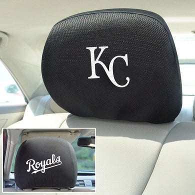 Kansas City Royals Set of 2 Headrest Covers