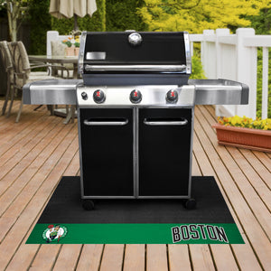 "Boston Celtics Grill Mat 26""x42"""