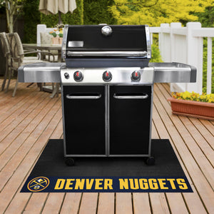 "Denver Nuggets Grill Mat 26""x42"""