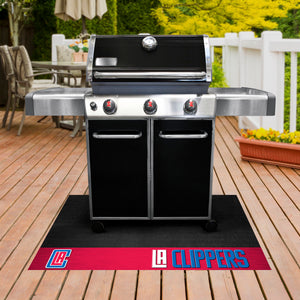 "Los Angeles Clippers Grill Mat 26""x42"""