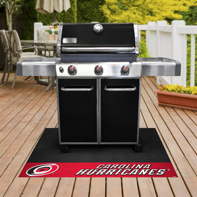 Carolina Hurricanes Grill Mat 26