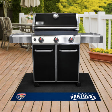 Florida Panthers Grill Mat 26
