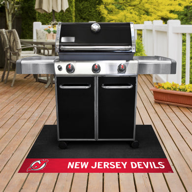 New Jersey Devils Grill Mat 26