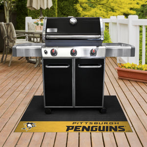 "Pittsburgh Penguins Grill Mat 26""x42"""