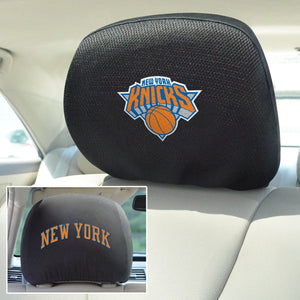 New York Knicks Head Rest Covers