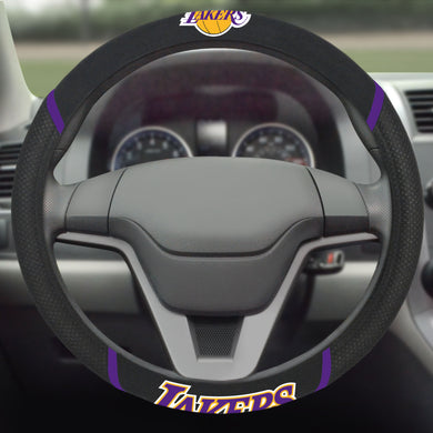 Los Angeles Lakers Steering Wheel Cover