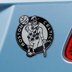 Boston Celtics Chrome Auto Emblem