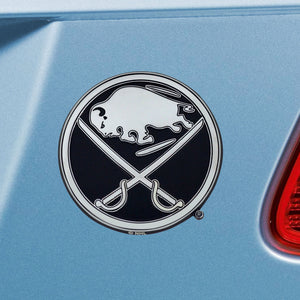 Buffalo Sabres  Chrome Auto Emblem