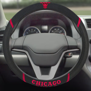 Chicago Bulls Steering Wheel Cover
