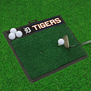 "Detroit Tigers Golf Hitting Mat 20"" x 17"""