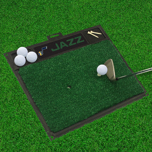 "Utah Jazz Golf Hitting Mat 20"" x 17"""