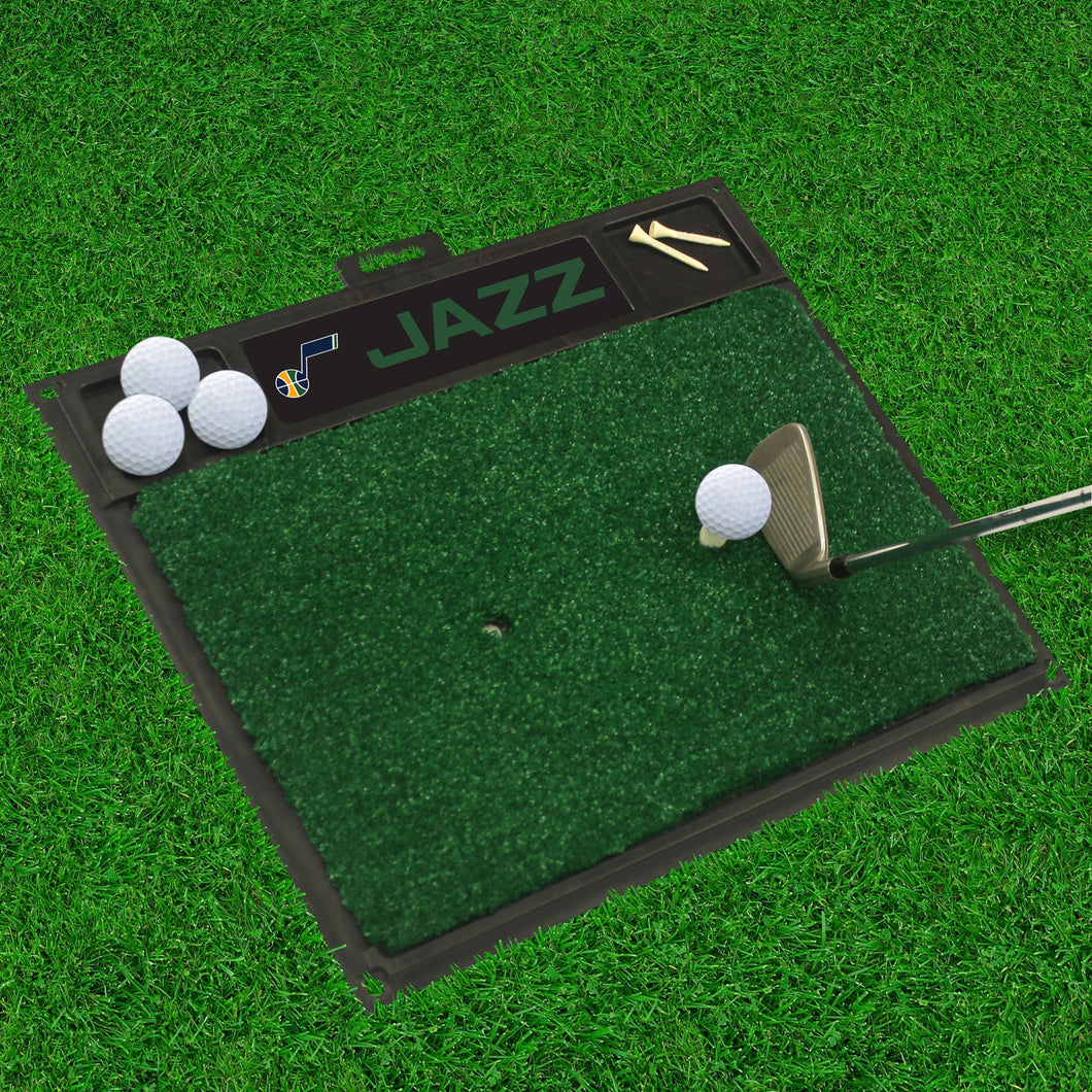 Utah Jazz Golf Hitting Mat 20