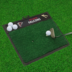 "Atlanta Falcons Golf Hitting Mat - 20"" x 17"""