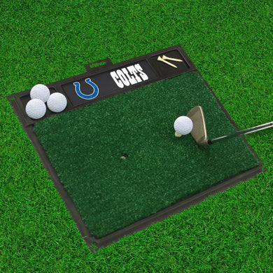 Indianapolis Colts  Golf Hitting Mat - 20