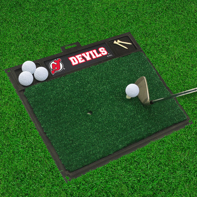 New Jersey Devils  Golf Hitting Mat 20