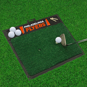 "Philadelphia Flyers  Golf Hitting Mat 20"" x 17"""