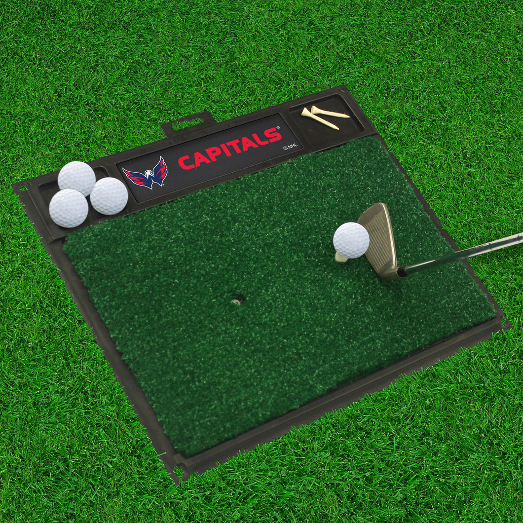 Washington Capitals  Golf Hitting Mat 20