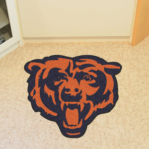 Chicago Bears Mascot Rug