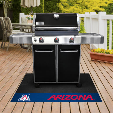Arizona Wildcats Grill Mat 26