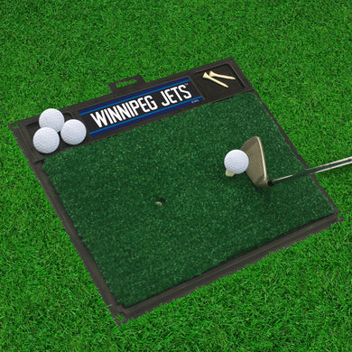 Winnipeg Jets  Golf Hitting Mat 20