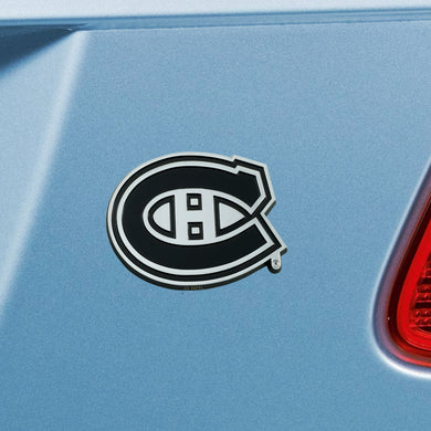 Montreal Canadiens Chrome Auto Emblem