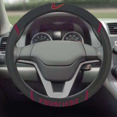 Cleveland Cavaliers Steering Wheel Cover