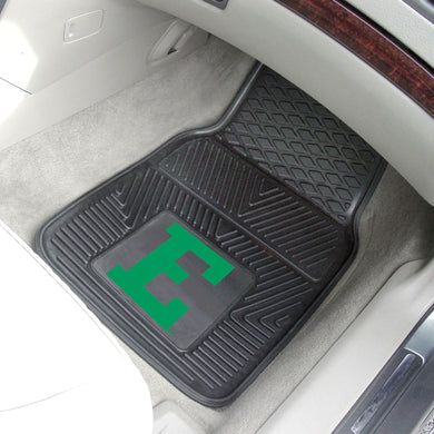 Eastern Michigan Eagles 2 Piece Vinyl Car Mats - 18