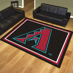 Arizona Diamondbacks Plush Rug - 8'x10'