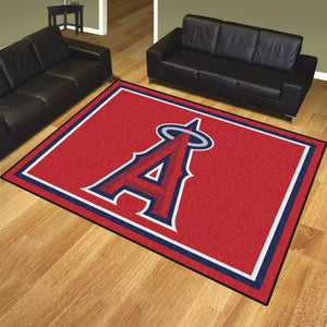 Los Angeles Angels Plush Rug - 8'x10'