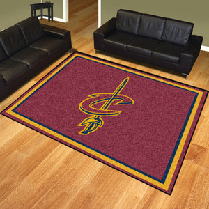 Cleveland Cavaliers Plush Rug - 8'x10'