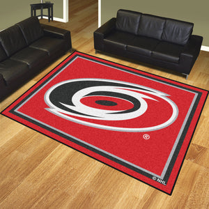 Carolina Hurricanes Plush Rug - 8'x10'
