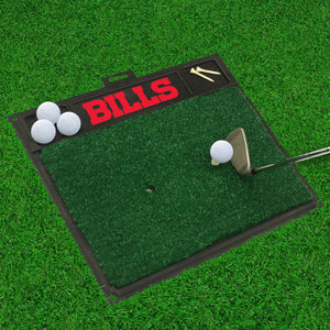 "Buffalo Bills  Golf Hitting Mat - 20"" x 17"""