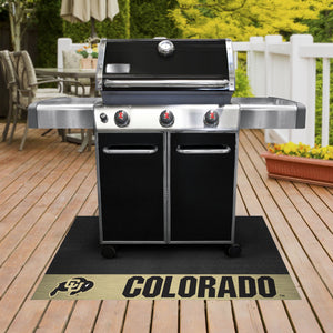 "Colorado Buffaloes Grill Mat 26""x42"""