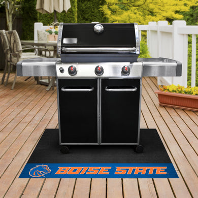 Boise State Broncos Grill Mat 26