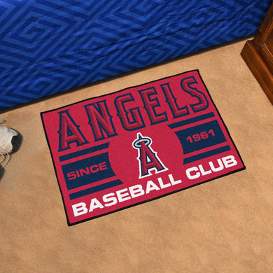 Los Angeles Angels Rug  #2