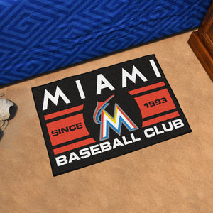 Miami Marlins Rug #2