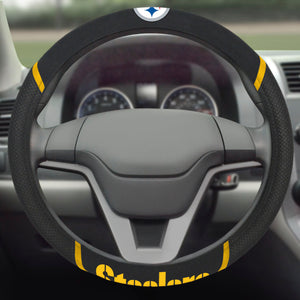 Pittsburgh Steelers Steering Wheel Cover