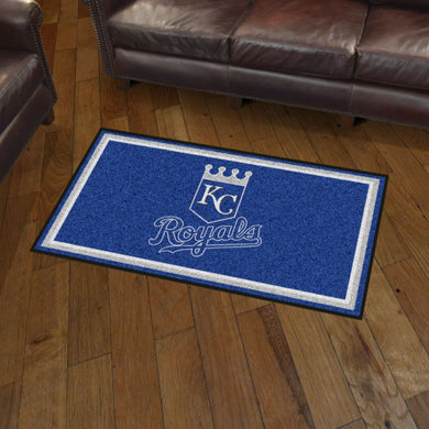 Kansas City Royals Plush Rug - 3'x5'