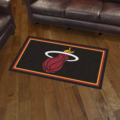 Miami Heat Plush Rug - 3'x5'