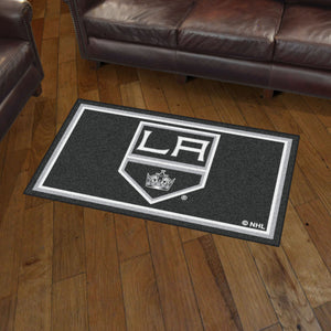 Los Angeles Kings Plush Rug - 3'x5'