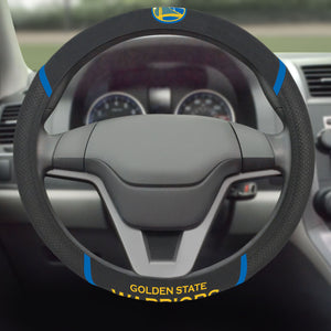 Golden State Warriors Steering Wheel Cover