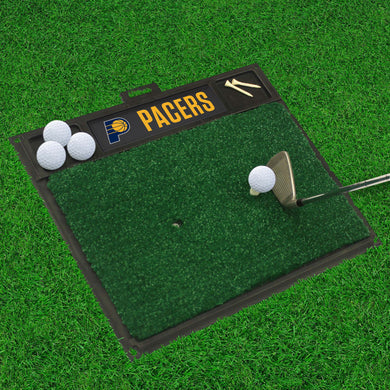 Indiana Pacers Golf Hitting Mat 20