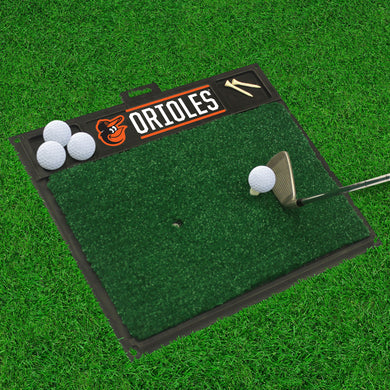 Baltimore Orioles Golf Hitting Mat 20
