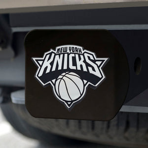 New York Knicks Black Hitch Cover