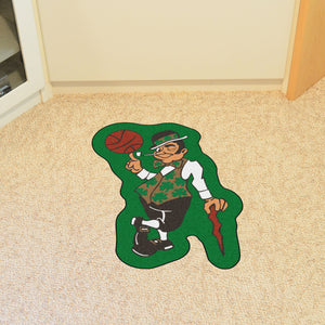 "Boston Celtics Mascot Rug - 30""x40"""
