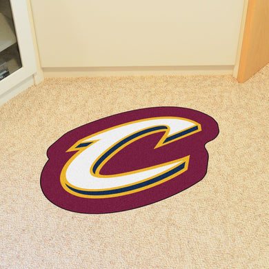 Cleveland Cavaliers Mascot Rug - 30