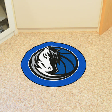 Dallas Mavericks Mascot Rug - 30
